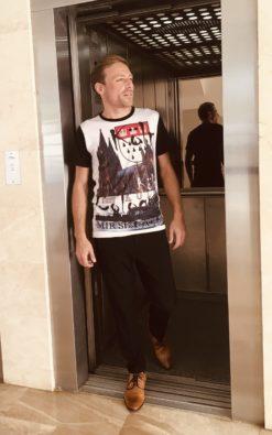 Alani Mir sin stolz T-Shirt