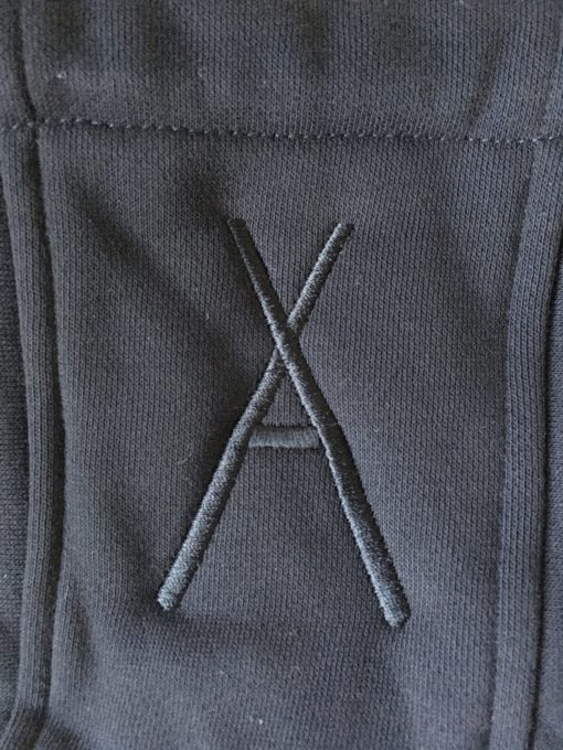 Alantelli Ladies Hoodie Brusttasche