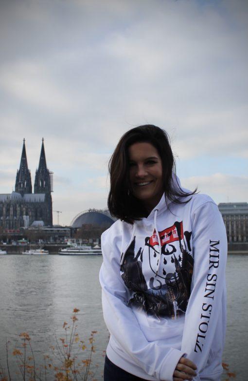 Alantelli Sport Hoodie Cologne